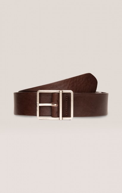 Ceinture casual marron